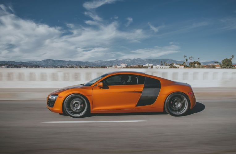 Pacific German Audi R8 V8 Supercharger coupe cars supercars tuning wallpaper