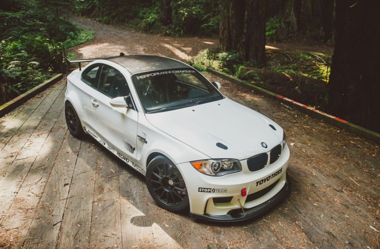 2008 BMW 135i BMW performance cars tuning wallpaper