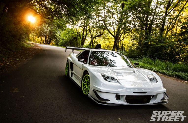 1994 acura NSX cars supercars tuning wallpaper