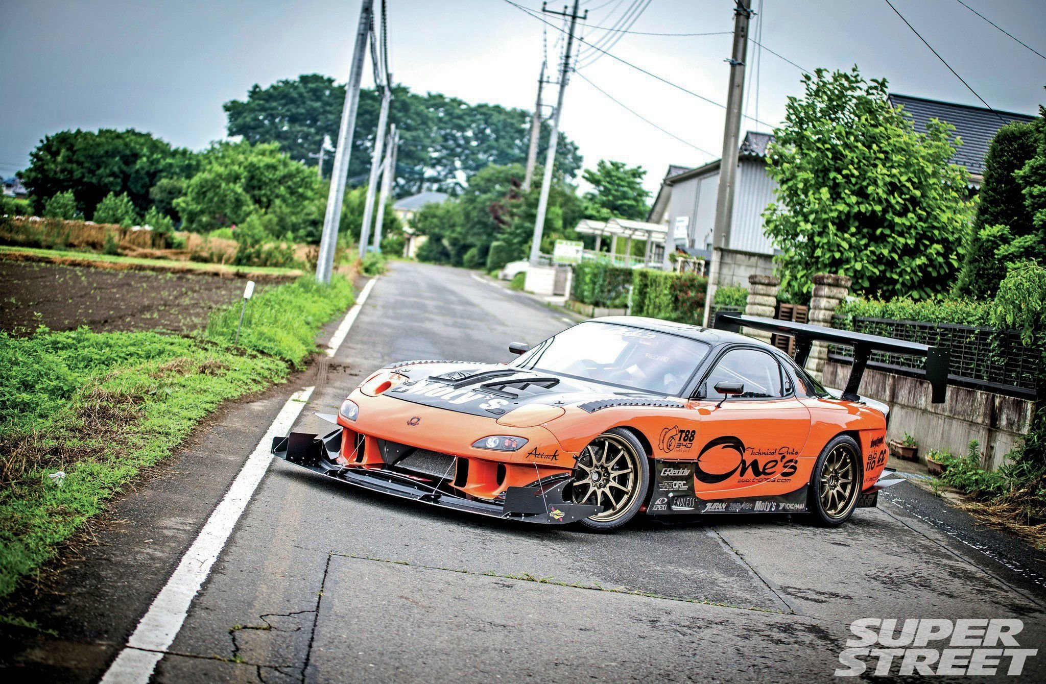 1998 mazda rx7 coupe cars bodykit tuning wallpaper. Black Bedroom Furniture Sets. Home Design Ideas