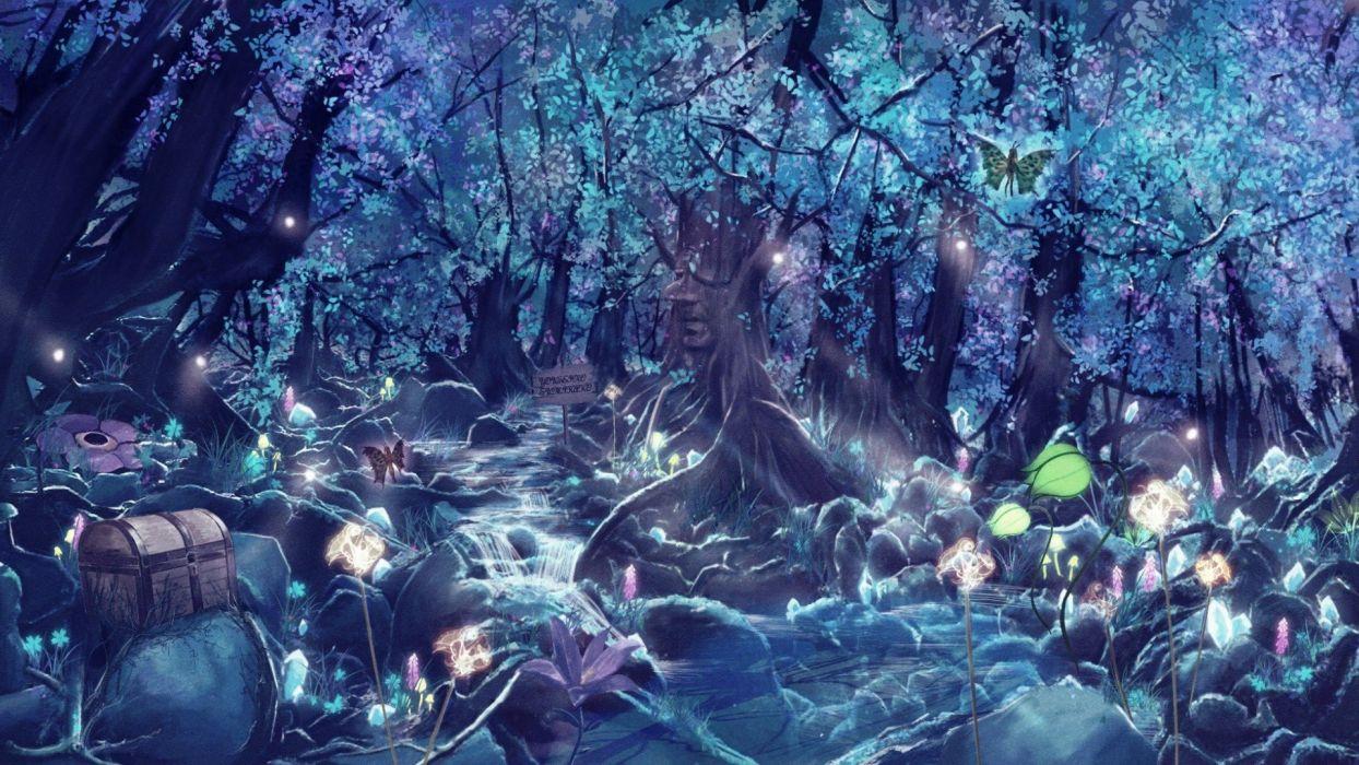 Nature Water Tree Photo