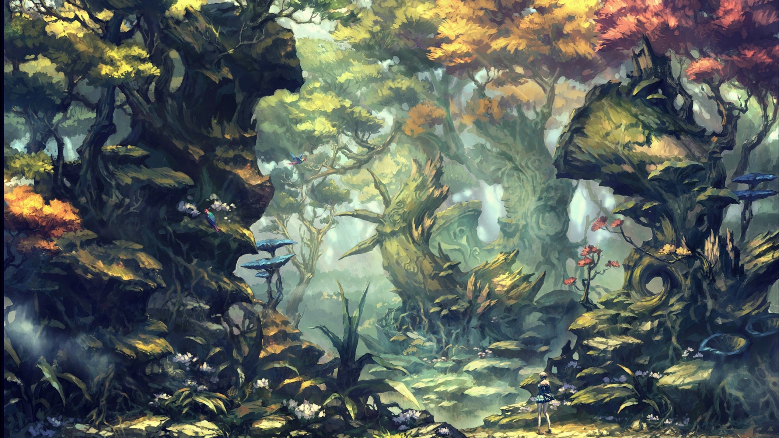 magical fantasy landscapes landscape - photo #31