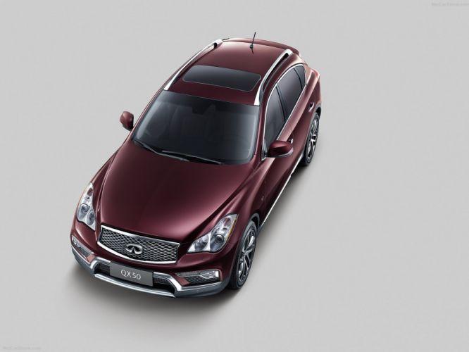 Infiniti QX50 suv cars Luxury 2016 wallpaper