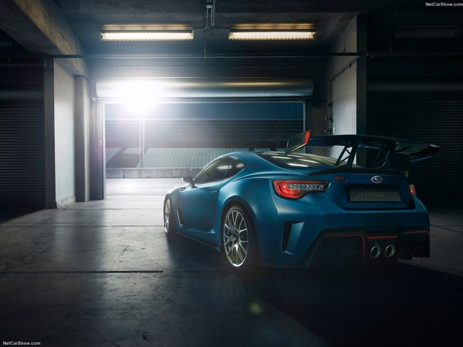 Subaru BRZ STI Performance Concept cars coupe 2015 wallpaper