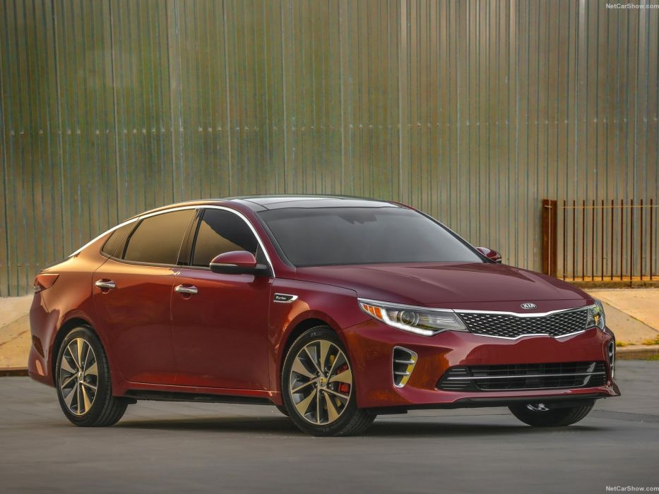 Kia Optima cars sedan 2016 wallpaper