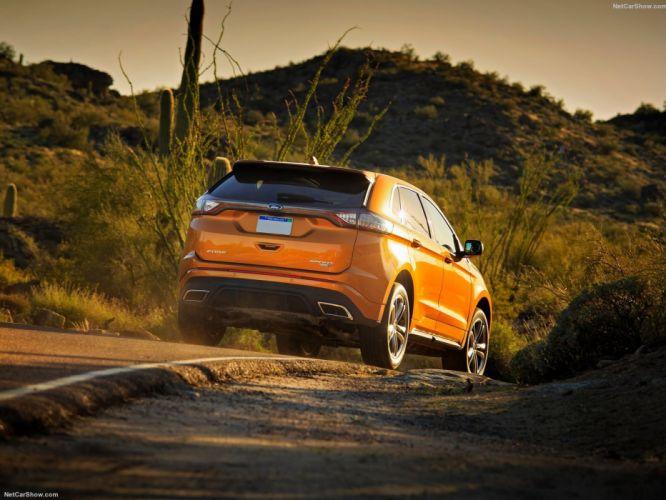 Ford Edge cars suv 2015 wallpaper
