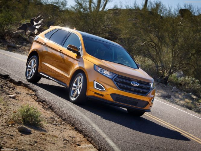 Ford Edge cars suv 2015 wallpaper