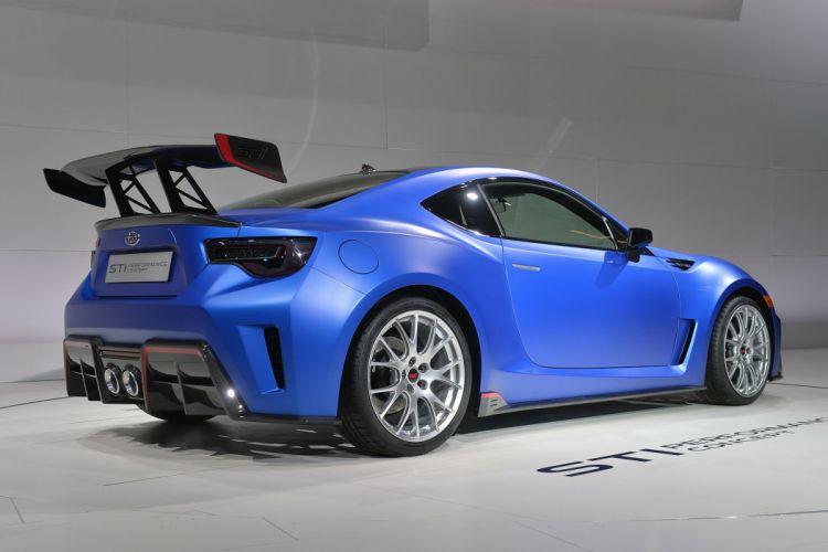 2015 brz cars Concept Coupe performance sti subaru wallpaper