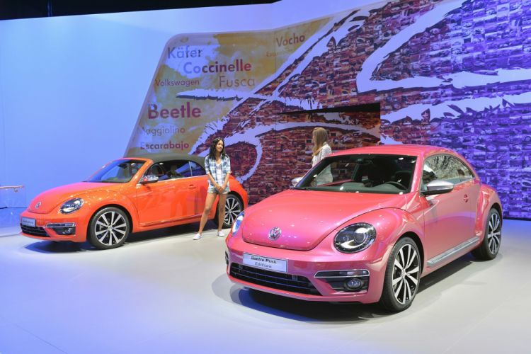 Volkswagen Beetle Special Edition Concepts cars 2015 wallpaper