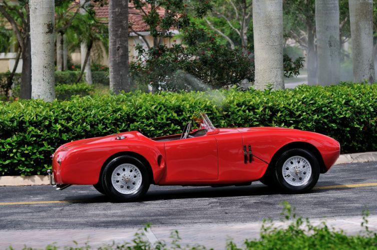 1952 Lazzarino Sports Prototipo Race Car Red Classic Old Vintage Argentina 4288x2848-02 wallpaper