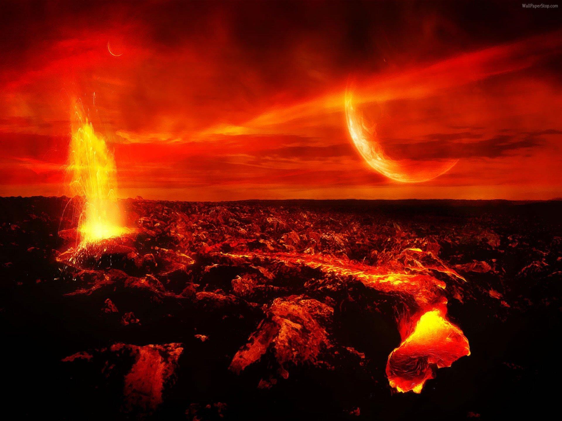 volcano mountain lava nature landscape mountains fire. Black Bedroom Furniture Sets. Home Design Ideas