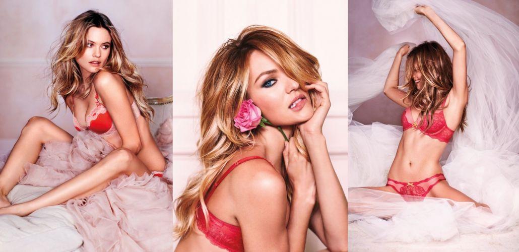VICTORIA SECRET model models babe sexy fashion style lingerie wallpaper