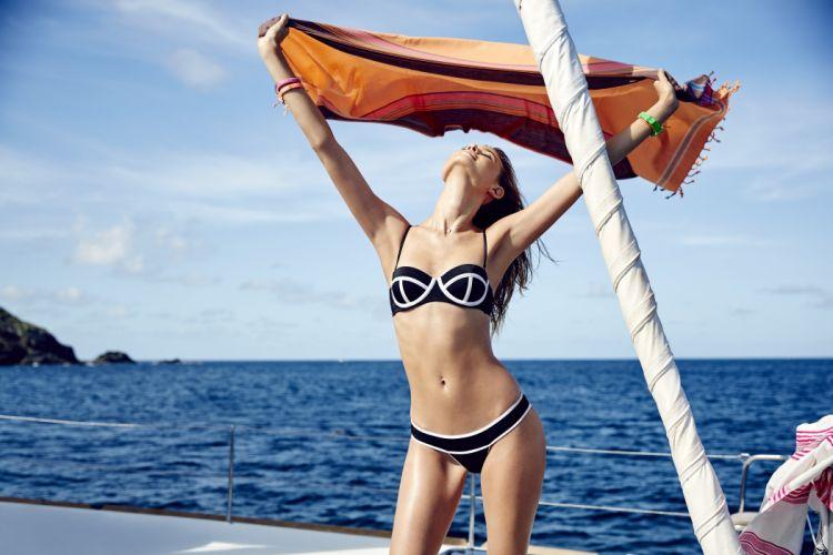 VICTORIA SECRET model models babe sexy fashion style bikini wallpaper