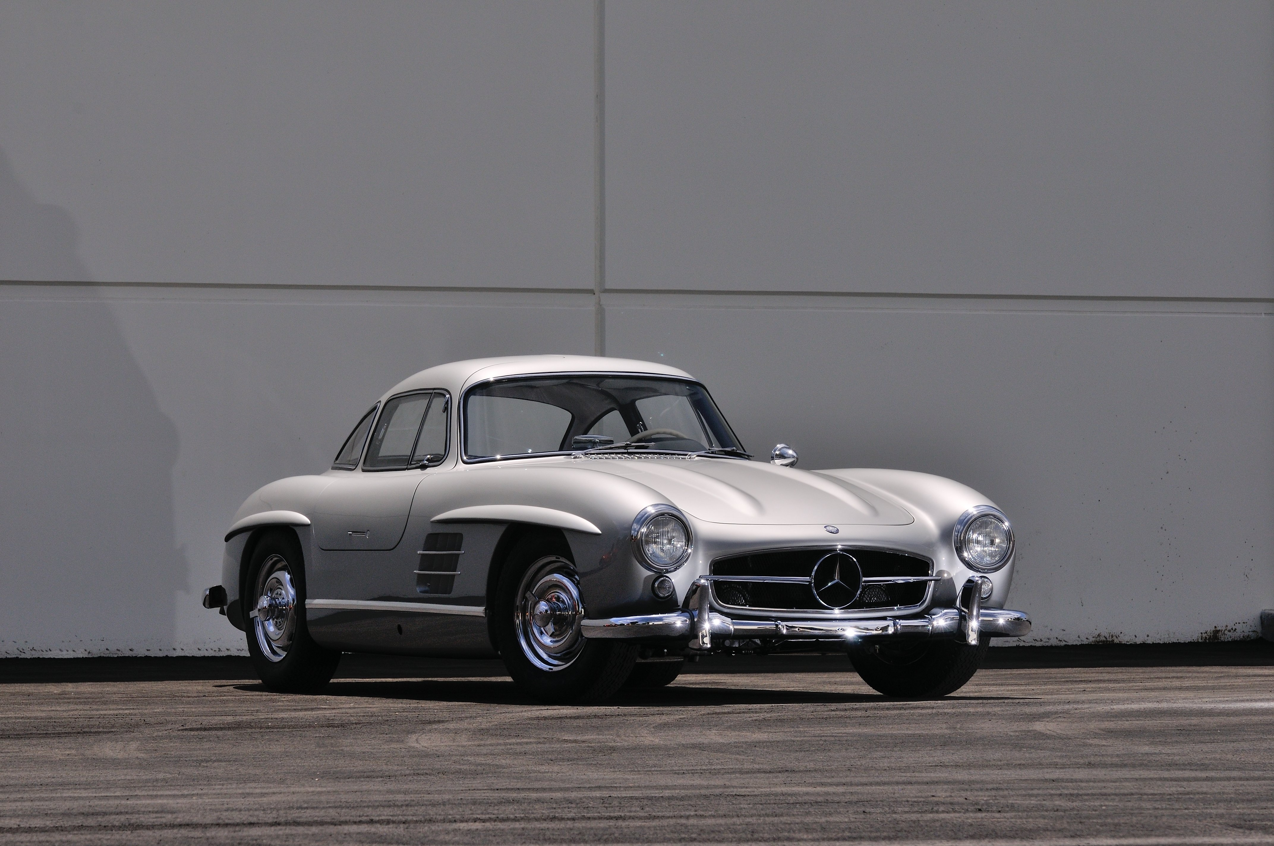 1955 mercedes benz 300sl gullwing sport classic old for Vintage mercedes benz