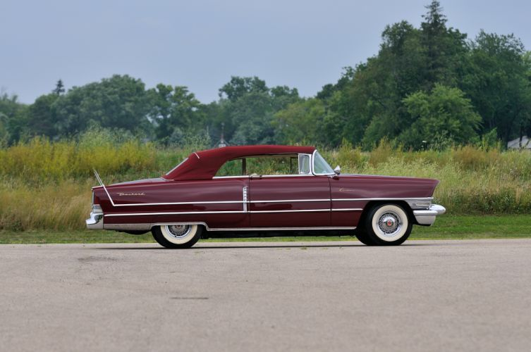 1956 Packard Caribbean Convertible Classic Old Vintage USA 4288x2848-02 wallpaper