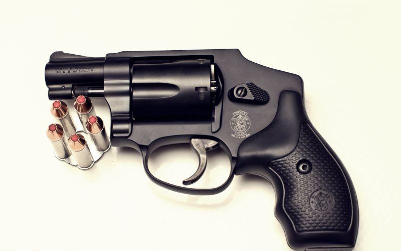 oruzhie revolver s-amp w-fon Bullets ammunition pistol gun army military police Security wallpaper