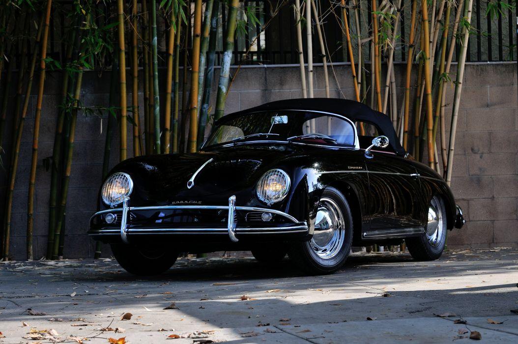 1958 Porsche 356A Speedster Classic Old Germany 4288x2848-03 wallpaper