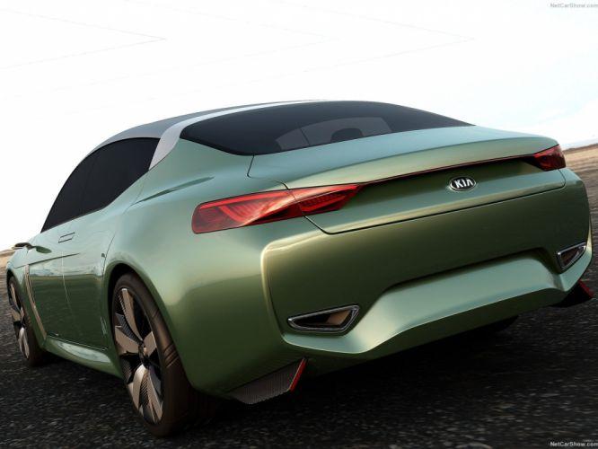 Kia Novo Concept cars 2016 wallpaper
