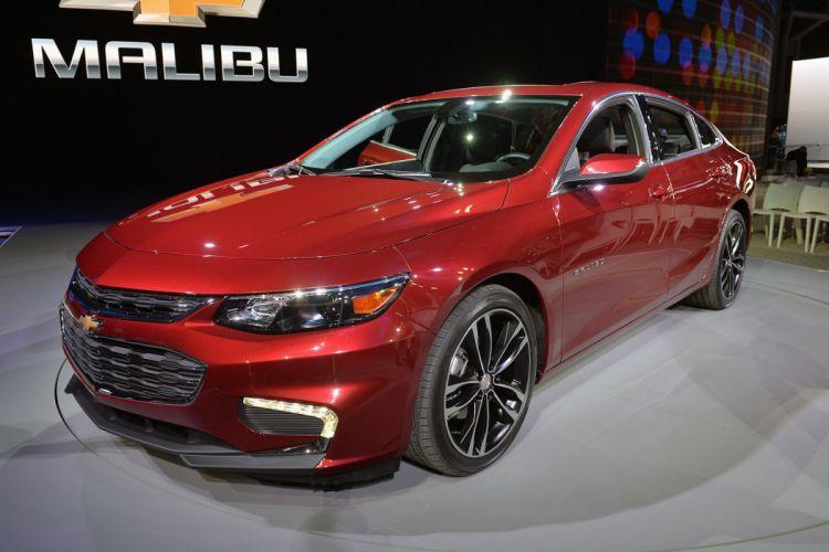 2016 cars Chevrolet malibu sedan wallpaper