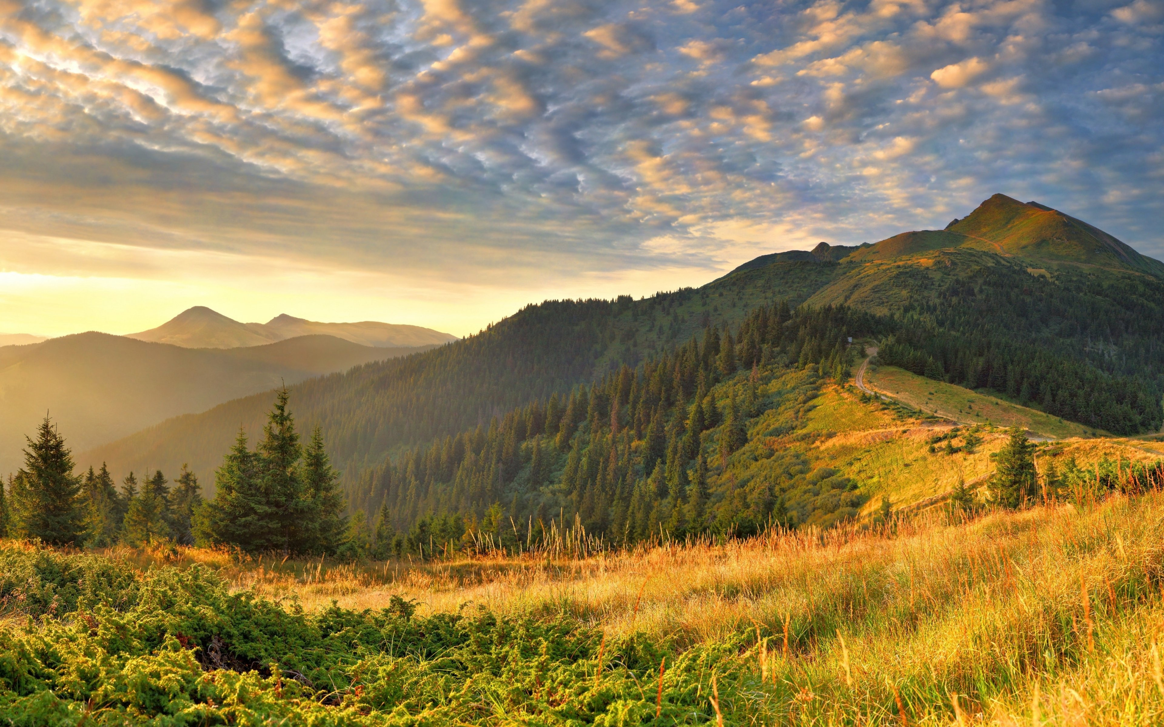 Nature Wallpapers Mountains Mountains Landscape Nature