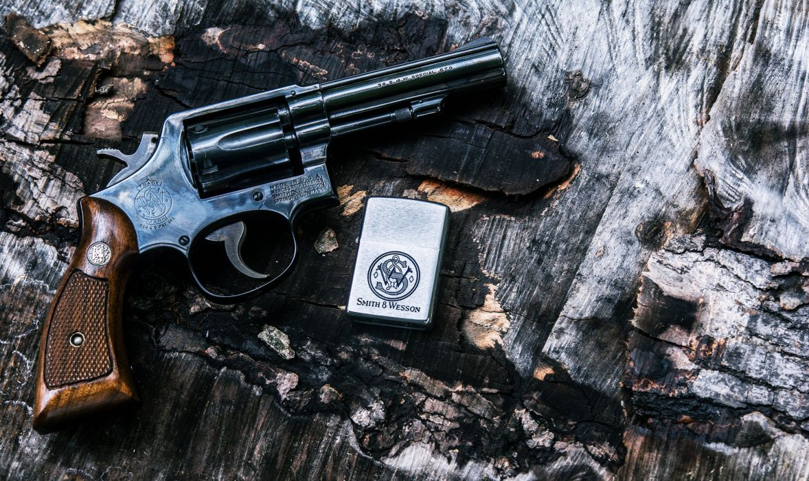 revolver smith wesson ammunition army bullets gun Military oruzhie pistol police Revolver security wallpaper