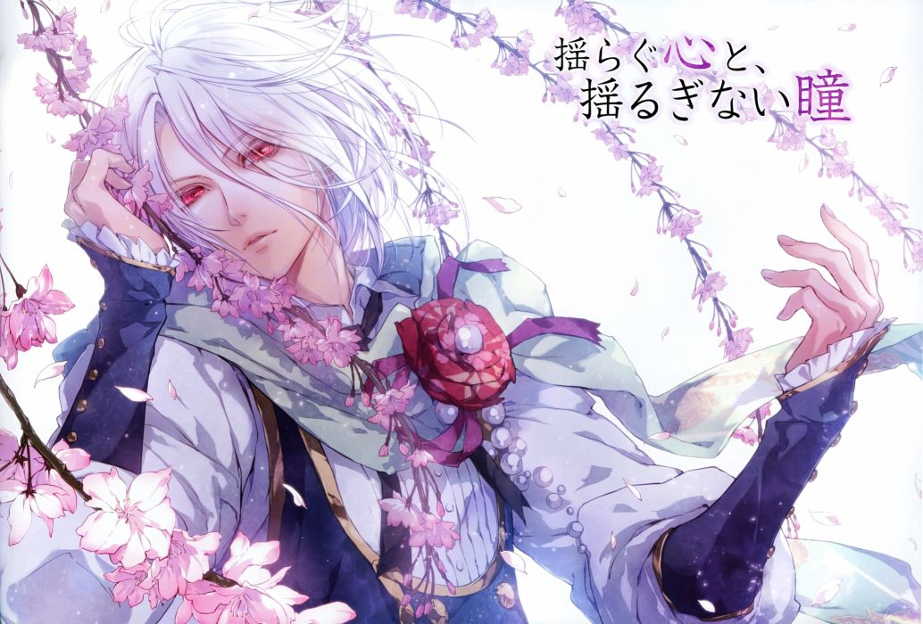 game reine des fleurs other copyright idea factory character orpheus anime wallpaper