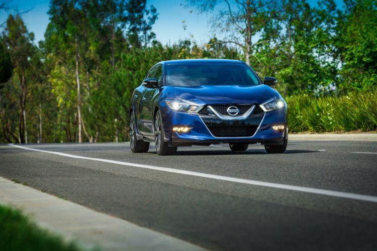NISSAN maxima cars sedan 2016 wallpaper