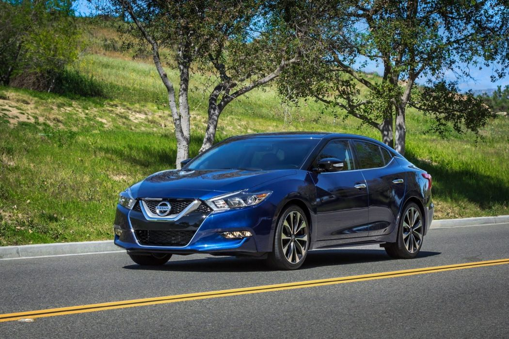 NISSAN maxima cars sedan 2016 wallpaper