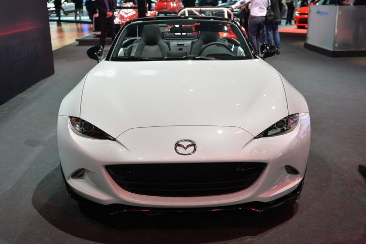 2016 cars Club convertible Mazda miata MX-5 wallpaper