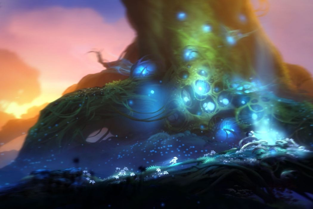 ORI-BLIND-FOREST action adventure rpg ori blind forest fantasy magic 1oribf wallpaper