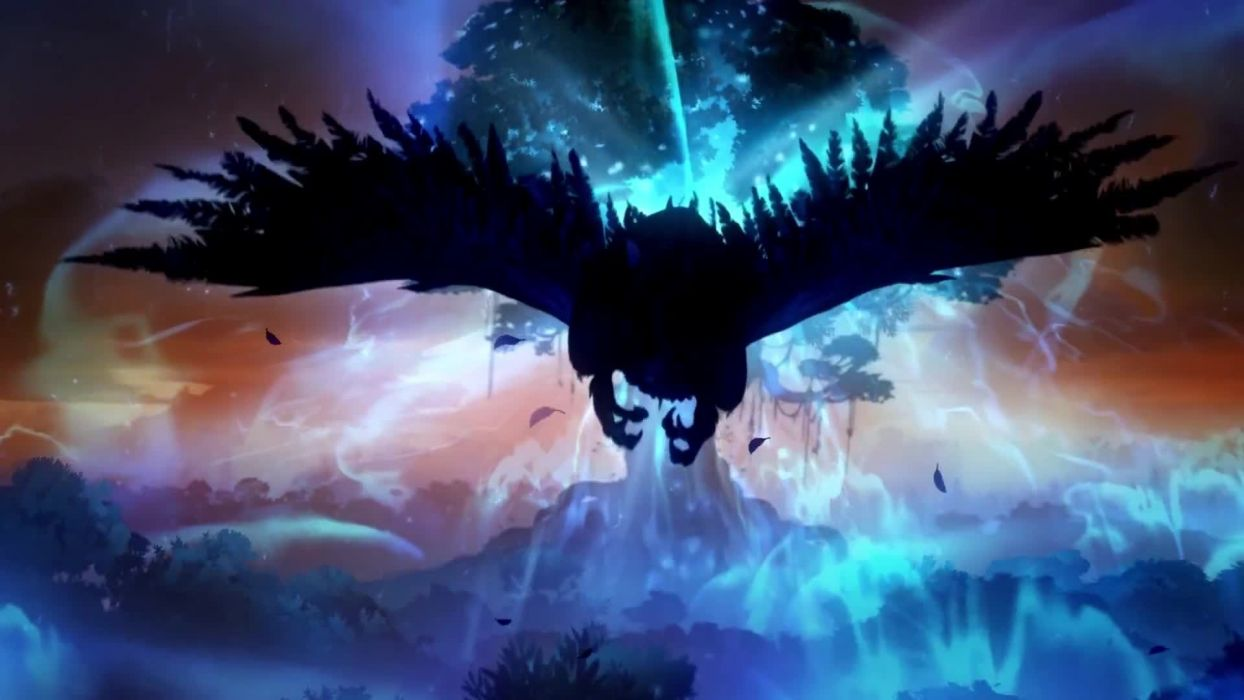 Ori Blind Forest Action Adventure Rpg Ori Blind Forest Fantasy