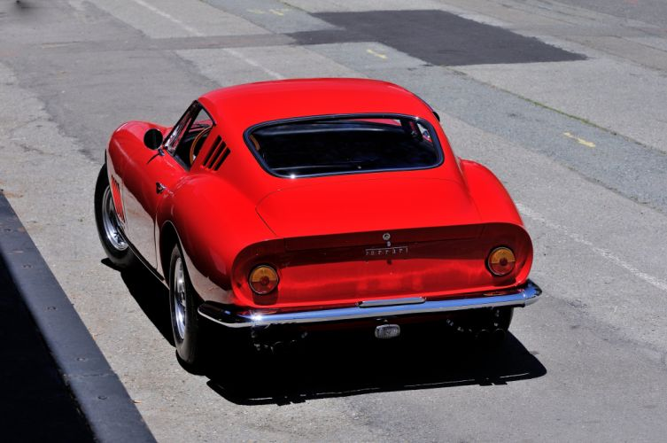 1965 Ferrari 275 GTB Spot Classic Old Italy 4288x2848-04 wallpaper