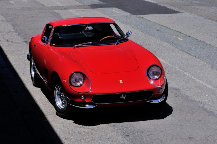 1965 Ferrari 275 GTB Spot Classic Old Italy 4288x2848-03 wallpaper