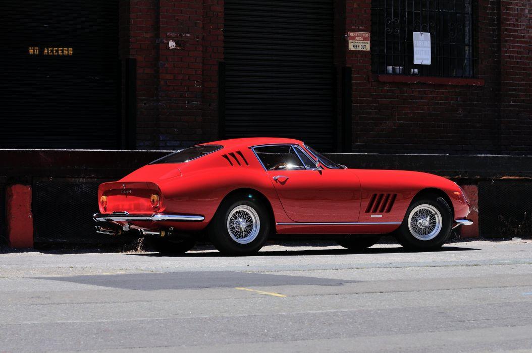 1965 Ferrari 275 GTB Spot Classic Old Italy 4288x2848-05 wallpaper