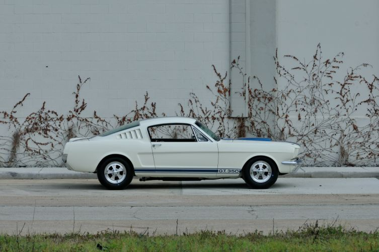 1965 Ford Mustasng Shelby GT350 Fastback Muscle Classic Old USA 4288x2848-02 wallpaper