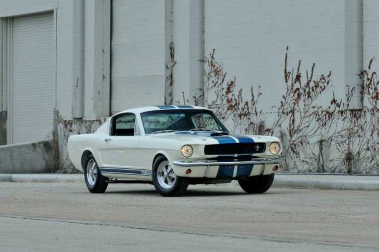 1965 Ford Mustasng Shelby GT350 Fastback Muscle Classic Old USA 4288x2848-05 wallpaper