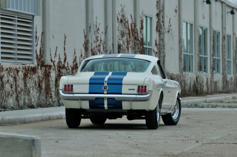 1965 Ford Mustasng Shelby GT350 Fastback Muscle Classic Old USA 4288x2848-06 wallpaper