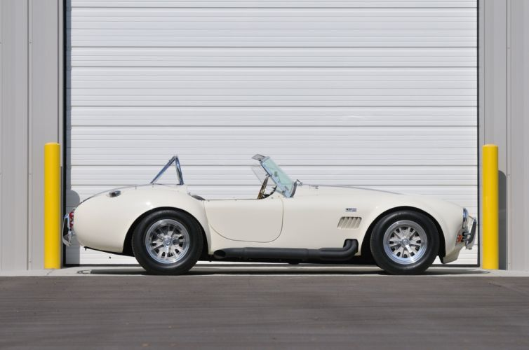 1966 Shelby Cobra 427 Roadster White Sport Classic Old USA 4288x2848-04 wallpaper