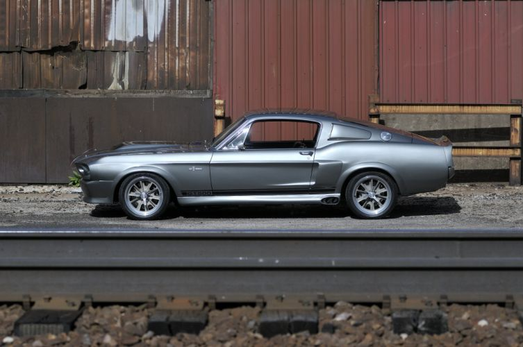 1967 Ford Mustang Shelby GT500 Eleanor Gone in 60 Seconds Muscle Street Rod Machine USA 4288x2848-12 wallpaper