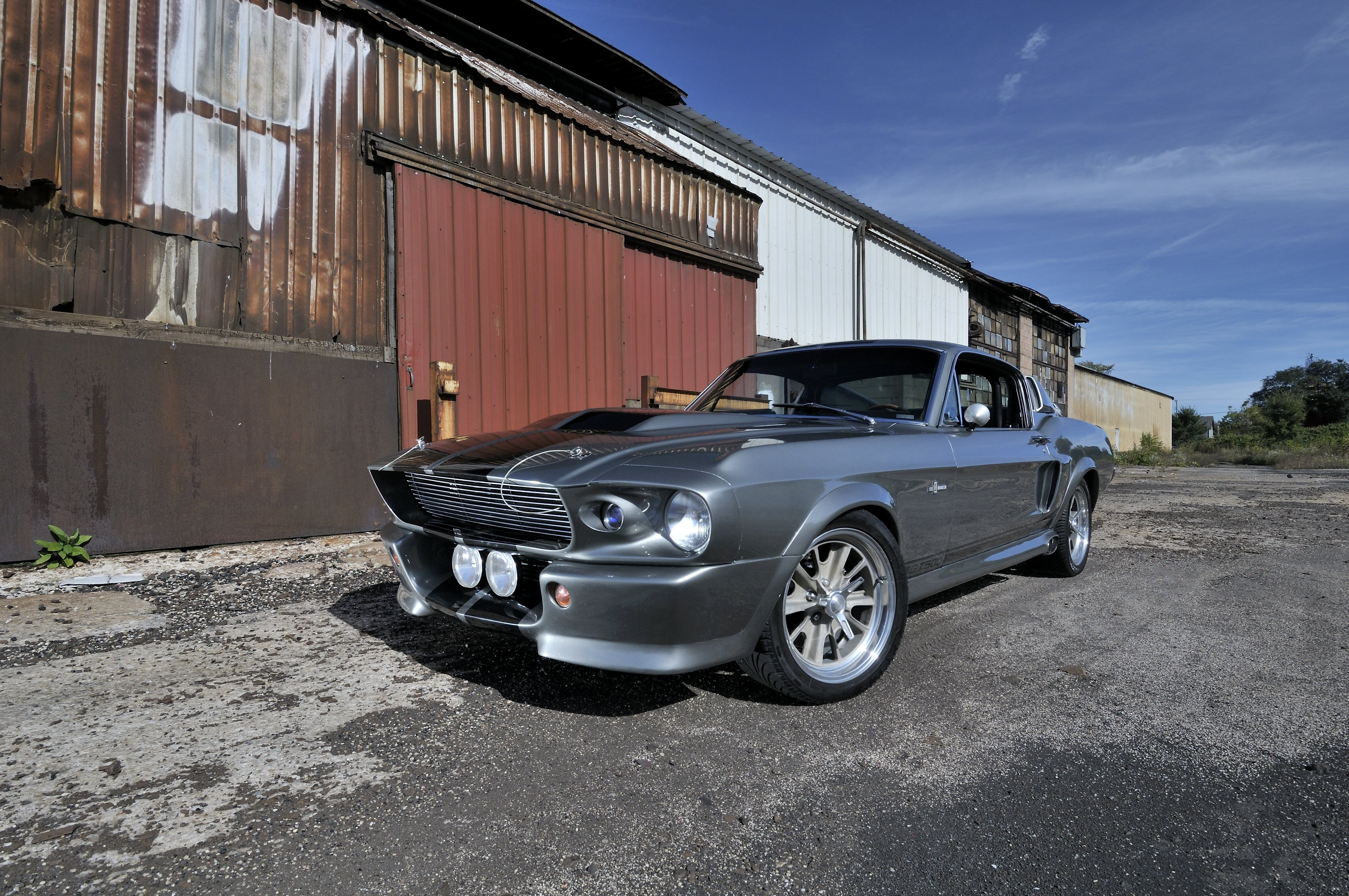 1967 Ford Mustang Shelby Gt500 Eleanor Gone In 60 Seconds Muscle