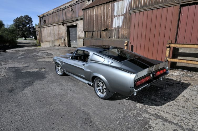 1967 Ford Mustang Shelby GT500 Eleanor Gone in 60 Seconds Muscle Street Rod Machine USA 4288x2848-17 wallpaper