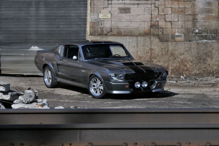 1967 Ford Mustang Shelby GT500 Eleanor Gone in 60 Seconds Muscle Street Rod Machine USA 4288x2848-20 wallpaper