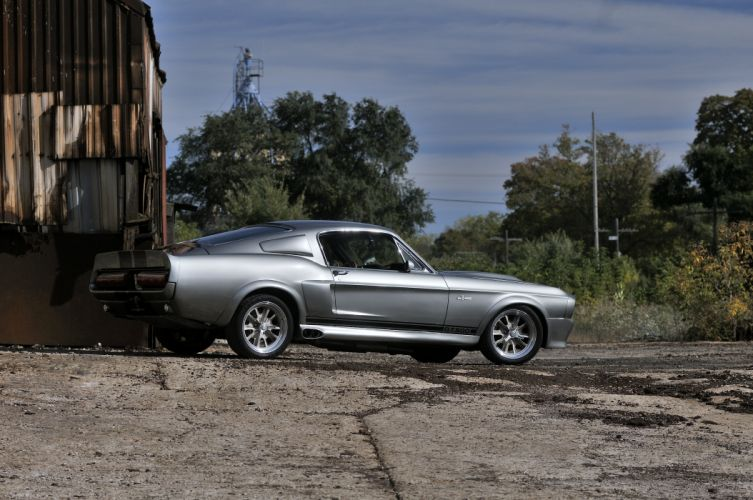 1967 Ford Mustang Shelby GT500 Eleanor Gone in 60 Seconds Muscle Street Rod Machine USA 4288x2848-21 wallpaper