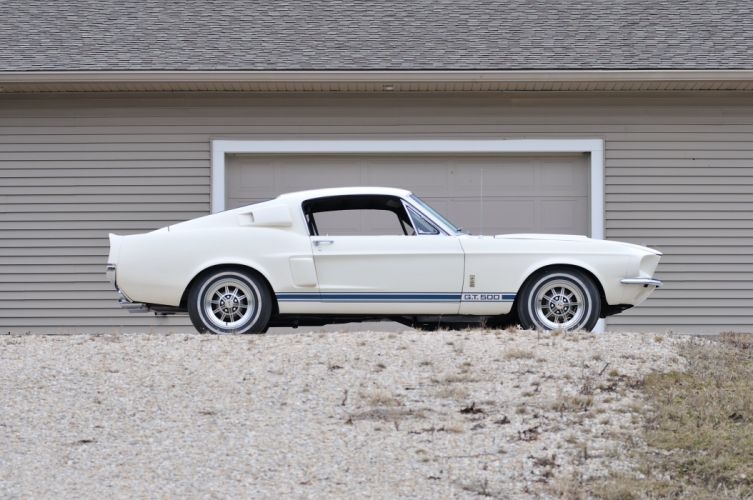 1967 Ford Mustang Shelby GT500 Super Snake Muscle Classic Old USA 4288x2848-02 wallpaper
