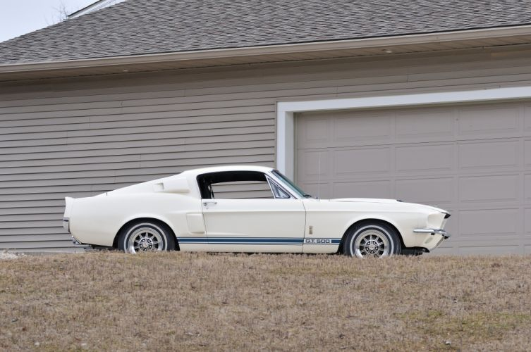 1967 Ford Mustang Shelby GT500 Super Snake Muscle Classic Old USA 4288x2848-07 wallpaper