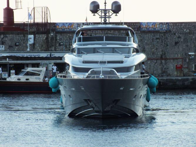 ocean Sea ship Speed yacht wallpaper