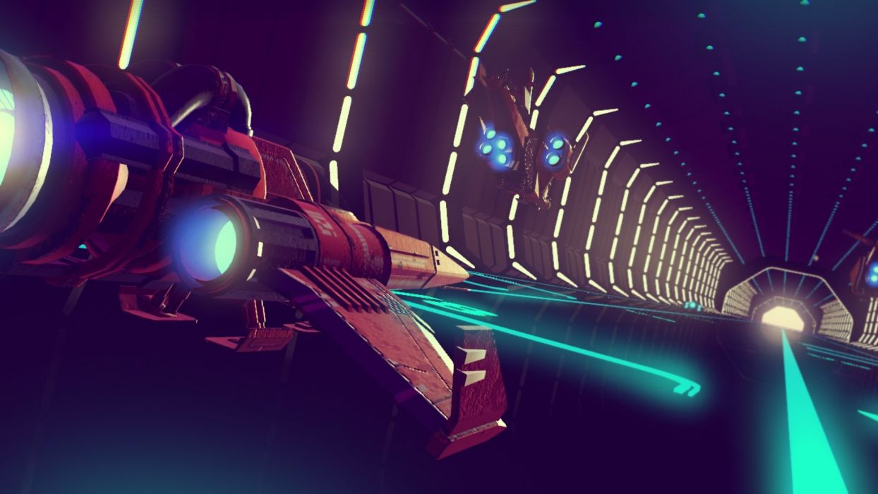 NO MANS SKY sci-fi adventure procedural 1noms exploration survival fpa spaceship wallpaper