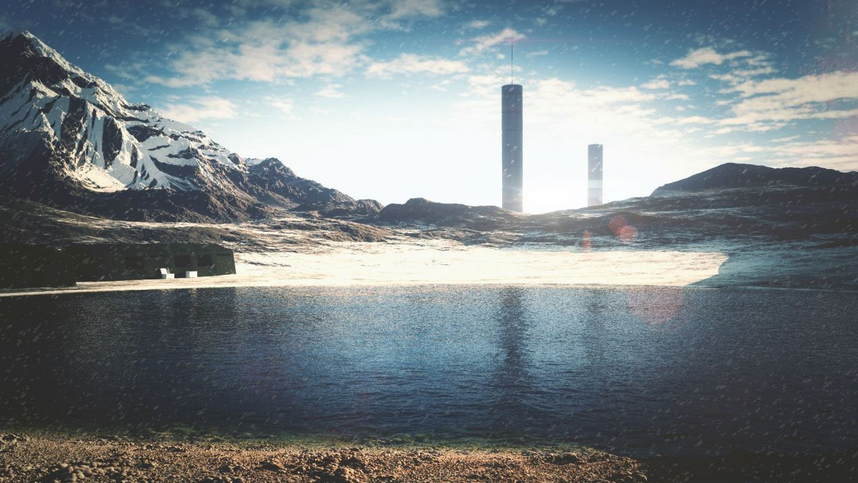 NO MANS SKY sci-fi adventure procedural 1noms exploration survival fpa wallpaper
