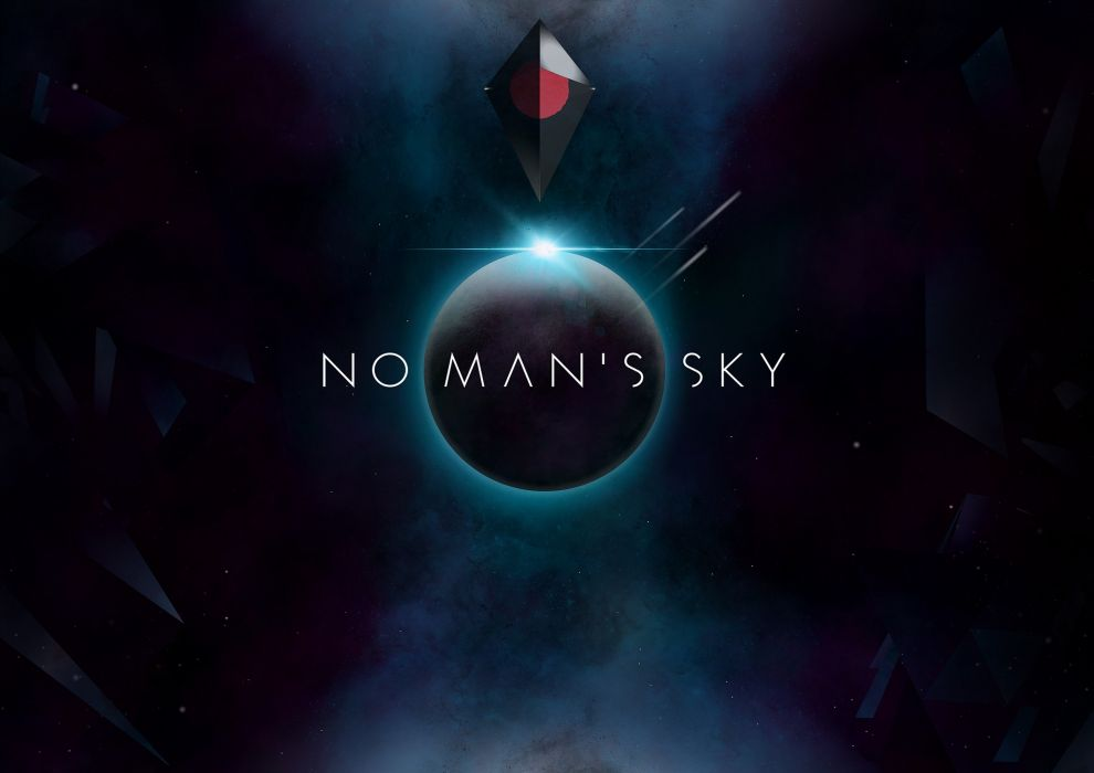NO MANS SKY sci-fi adventure procedural 1noms exploration survival fpa poster wallpaper