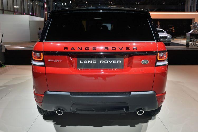 2015 cars Land range rover Sport suv HST wallpaper